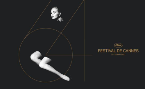 L'affiche du 64ème Festival de Cannes est dévoilée
